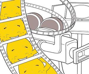 desenhos de Filmes para colorir e imprimir