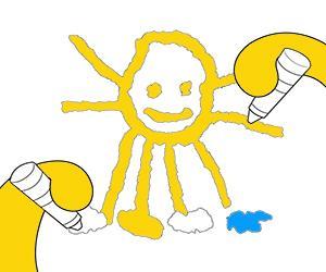 desenhos de Para as crianças mais novas para colorir e imprimir