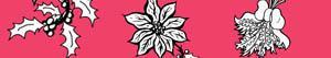 desenhos de Decoração de Natal para colorir