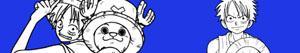 desenhos de One Piece para colorir