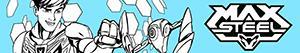 desenhos de Max Steel para colorir