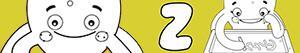 desenhos de Nomes de Menina com Z para colorir
